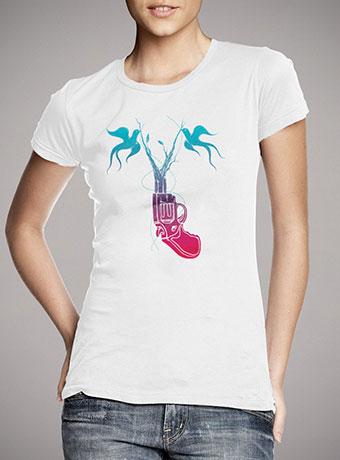 Женская футболка Peacetol