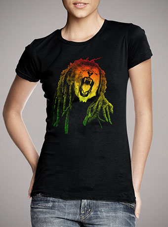 Женская футболка Reggae Jungle