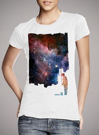 Женская футболка Repainted