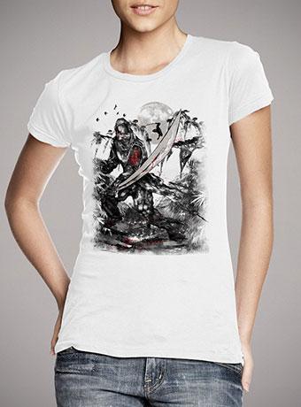 Женская футболка Ronin