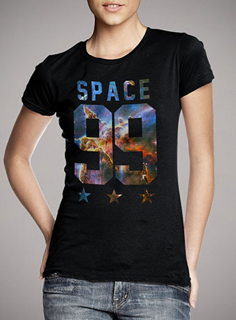 Женская футболка Space 99