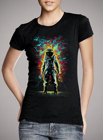 Женская футболка Subconscious Inner Space
