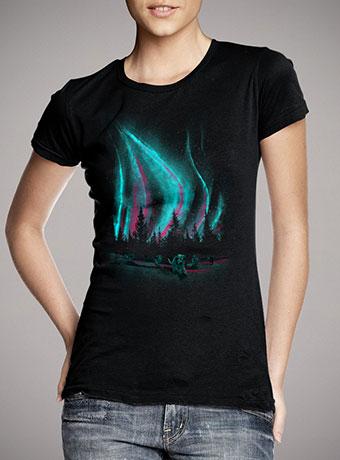 Женская футболка Surprise Attack
