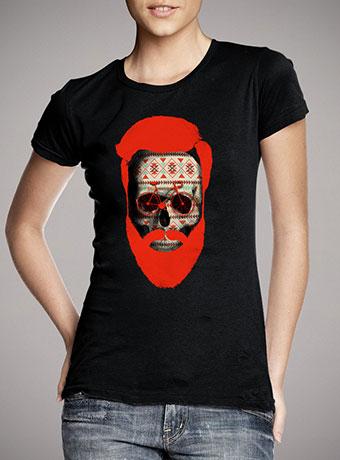 Женская футболка The Autumn Biker V2