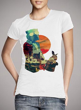 Женская футболка Abracadabra