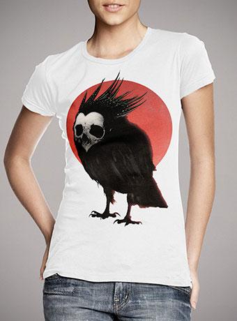 Женская футболка Birdie