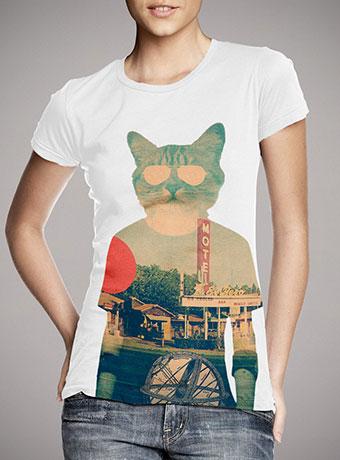 Женская футболка Cool Cat