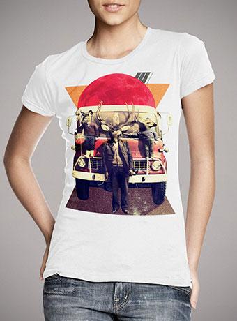 Женская футболка El Camion