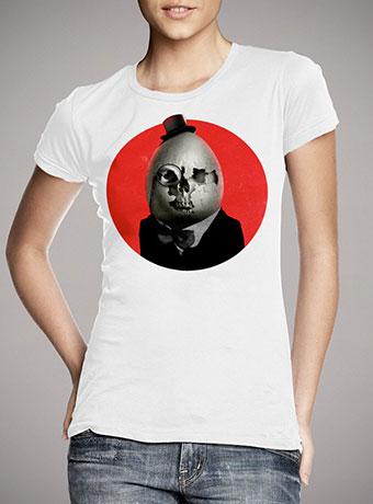Женская футболка Humpty Dumpty