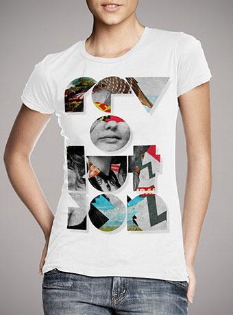 Женская футболка Revolution