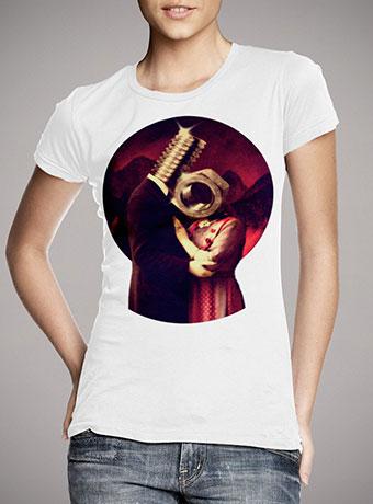 Женская футболка Screw Love
