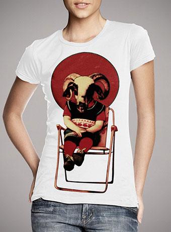 Женская футболка Sit Tight