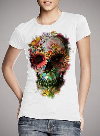 Женская футболка Skull 2