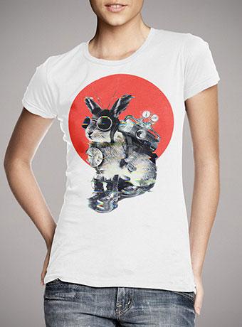 Женская футболка Time Traveller