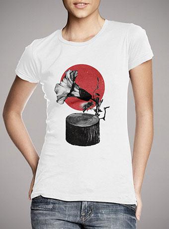 Женская футболка Gramophone