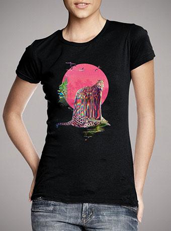 Женская футболка Jaguar