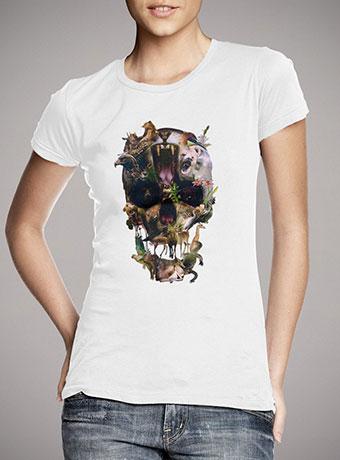 Женская футболка Kingdom