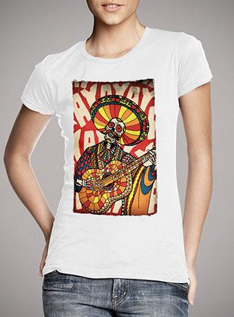 Женская футболка Mariachi