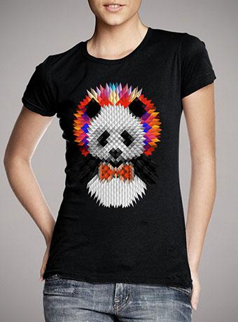 Женская футболка Panda 2