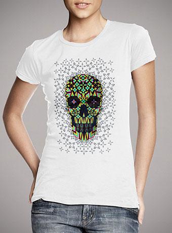 Женская футболка Skull 6
