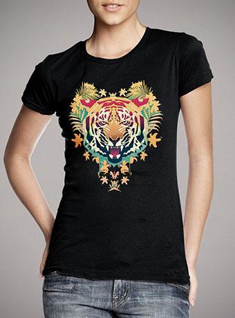 Женская футболка Tiger