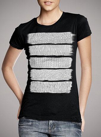 Женская футболка Wild Abstraction