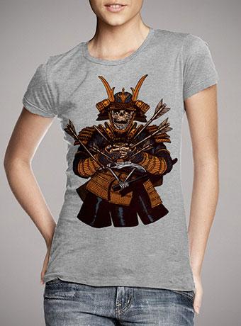 Женская футболка Dead Samurai
