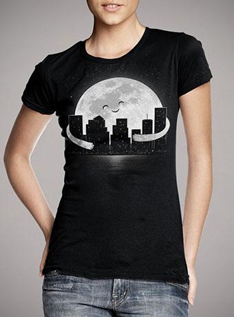 Женская футболка Goodnight