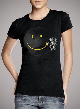 Женская футболка Make a Smile