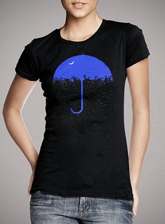 Женская футболка Two Side