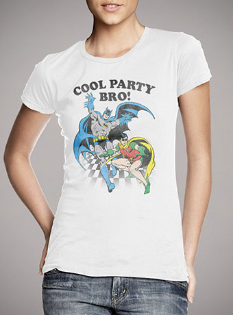 Женская футболка Cool Party