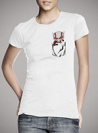 Женская футболка Pocket Ant-Man
