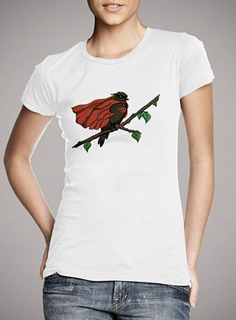 Женская футболка Superbird