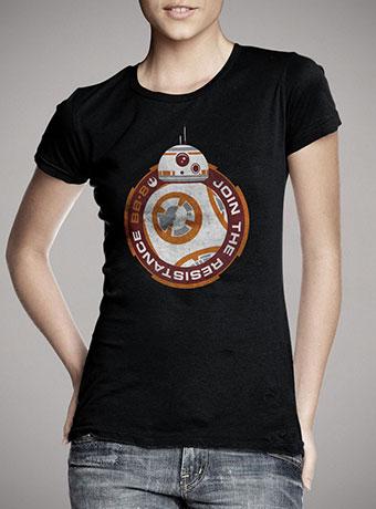 Женская футболка Join BB-8