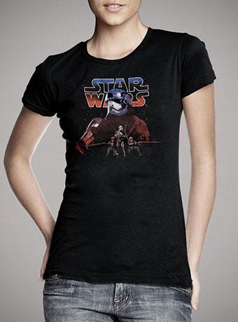 Женская футболка Phasmas First Order
