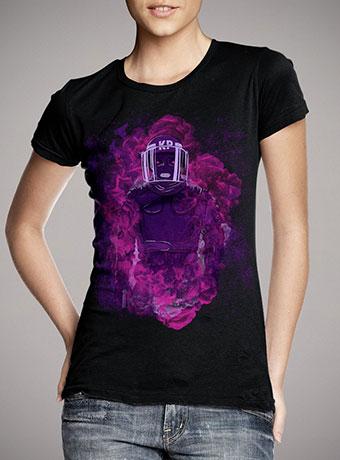 Женская футболка Karma Police