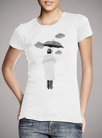 Женская футболка Rainman