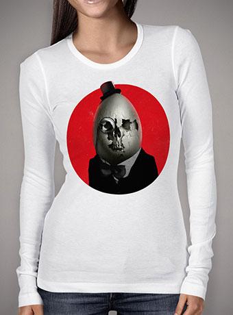 Женская футболка с длинным рукавом Humpty Dumpty