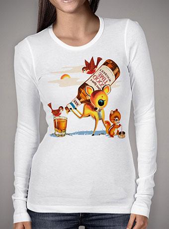 Женская футболка с длинным рукавом Once Upon A Good Time
