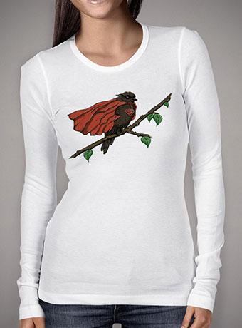 Женская футболка с длинным рукавом Superbird