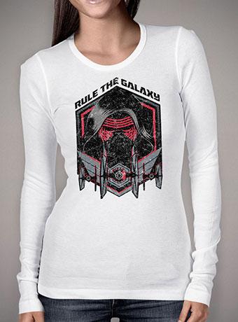 Женская футболка с длинным рукавом Kylo Rules
