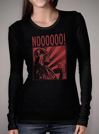Женская футболка с длинным рукавом Vaders Anguished Cry