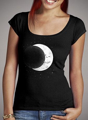 Женская футболка с глубоким вырезом Slide Show