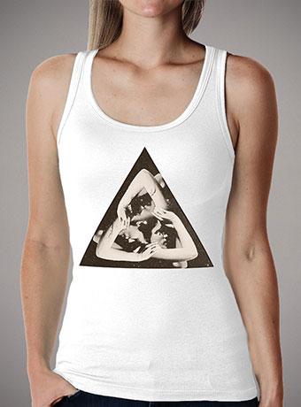 Женская майка Triangle