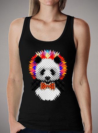 Женская майка Panda 2