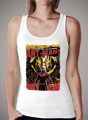 Женская майка The Astonishing Ant-Man