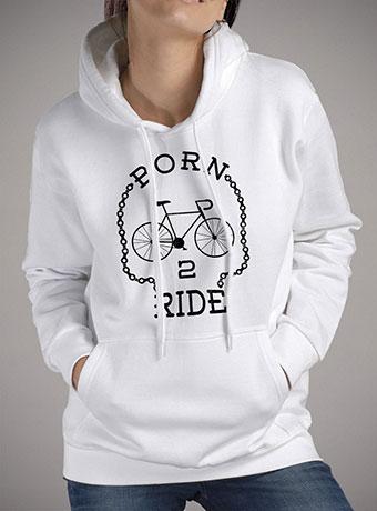 Женская толстовка Born To Ride