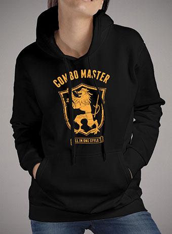 Женская толстовка Combo Master V1
