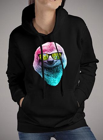 Женская толстовка Happy Sloth
