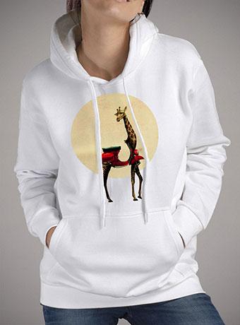 Женская толстовка Giraffe